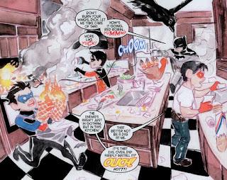 Batman Cooking