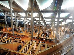 Alexandria Library - Bibliotheca Alexandrina