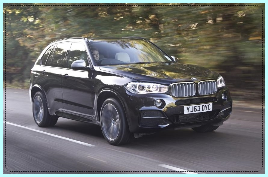 2017 Bmw X5 Redesign Uk