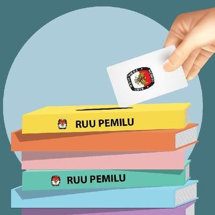 Download Undang-Undang Nomor 7 Tahun 2017 Tentang Pemilihan Umum