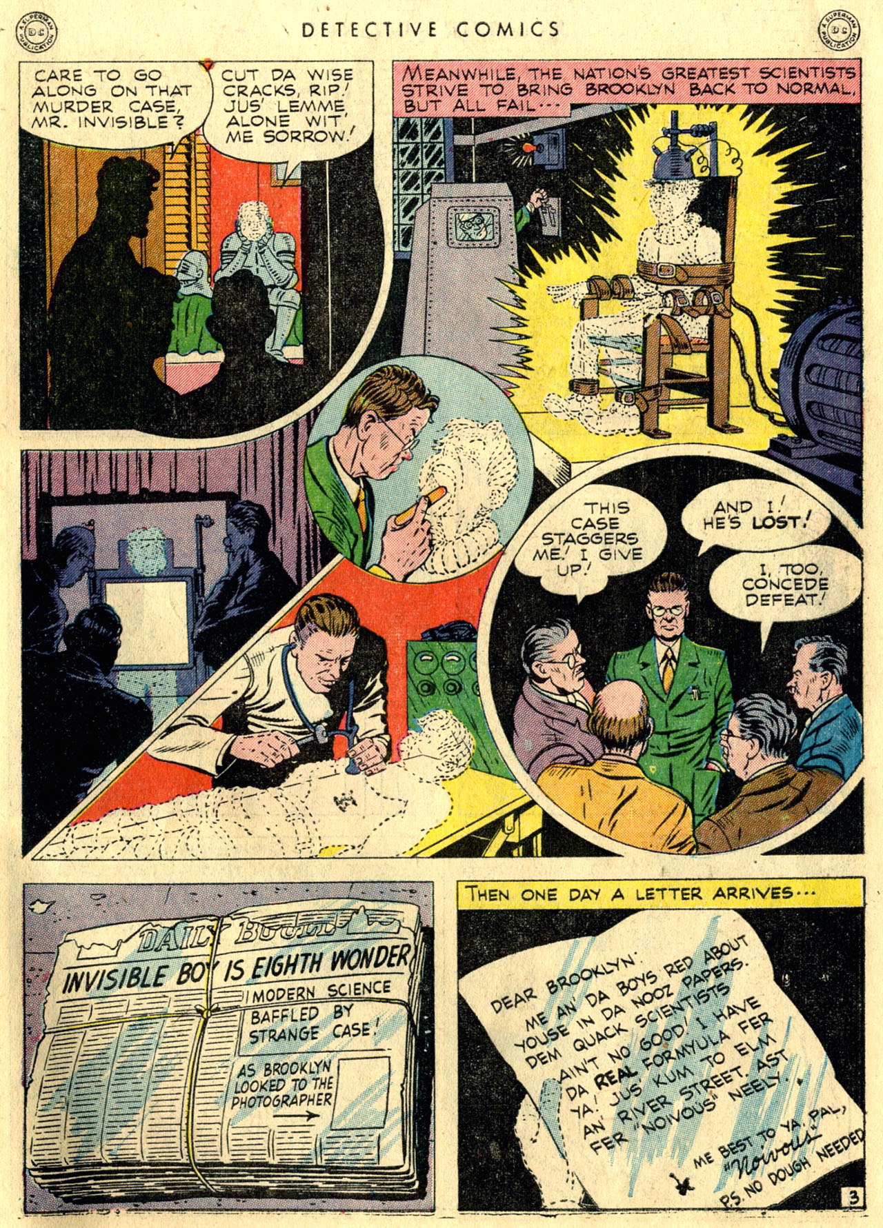 Read online Detective Comics (1937) comic -  Issue #118 - 39