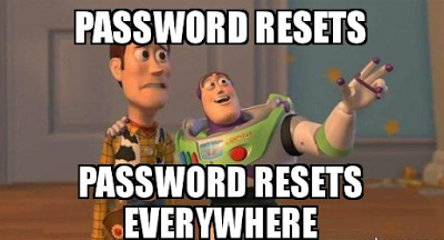 forgot password meme