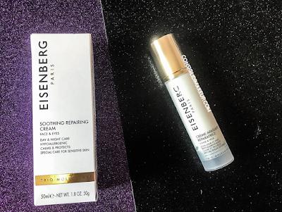 soothing repairing cream Eisenberg