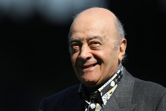 Mohamed Al-Fayed's ownership was arguably the most successful period in Fulham's history