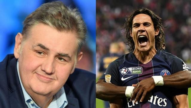 Le geste de Cavani qui a convaincu Pierre Ménès sur son avenir au PSG