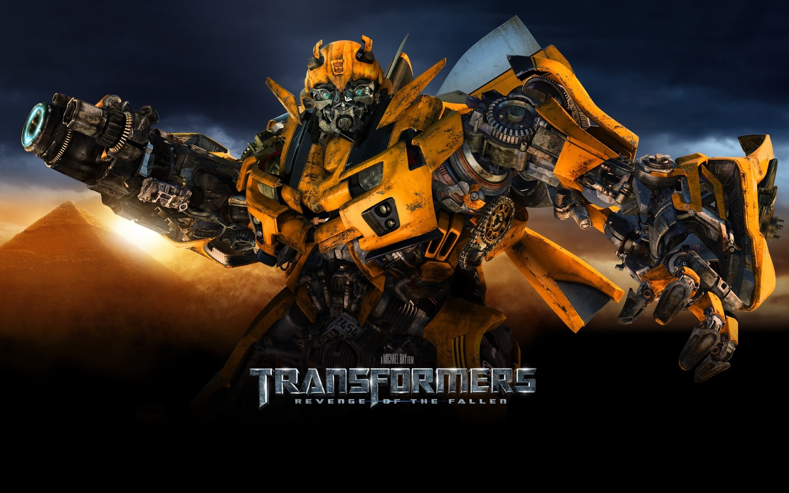 Wallpaper Transformers 4 Bumblebee For Laptop Ultra View