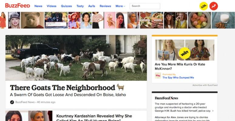 Blog Buzzfeed
