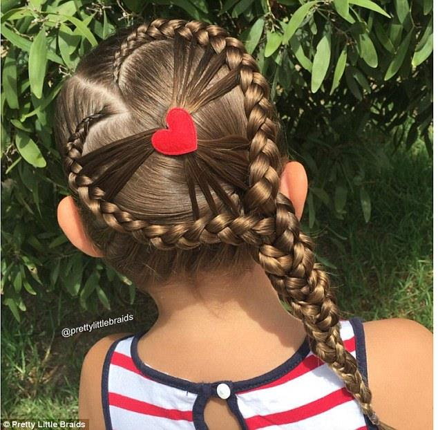 Super These Beautiful Hairstyles Instantly Turned 5 Year Old Girl Into Hairstyle Inspiration Daily Dogsangcom
