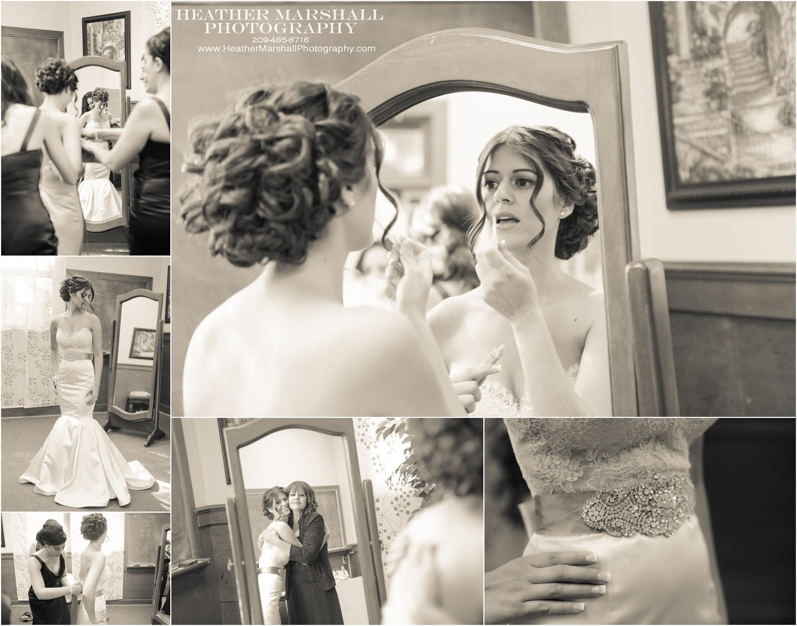 Richie Monica Say I Do Morris Chapel Stockton Ca Brookside Country Club Wedding Photographer Heather Marshall