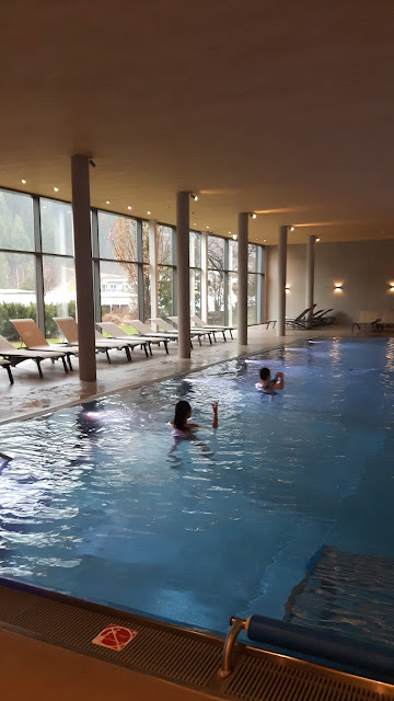Indoor-Pool Campingplatz im Zillertal