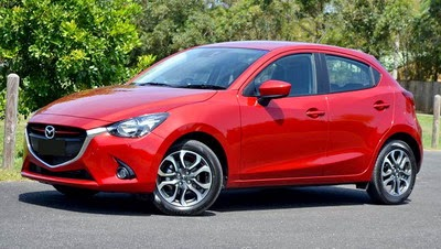 All-new Mazda 2 Indonesia