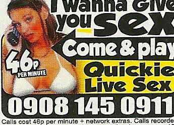 Phone Sex Advertisements 35