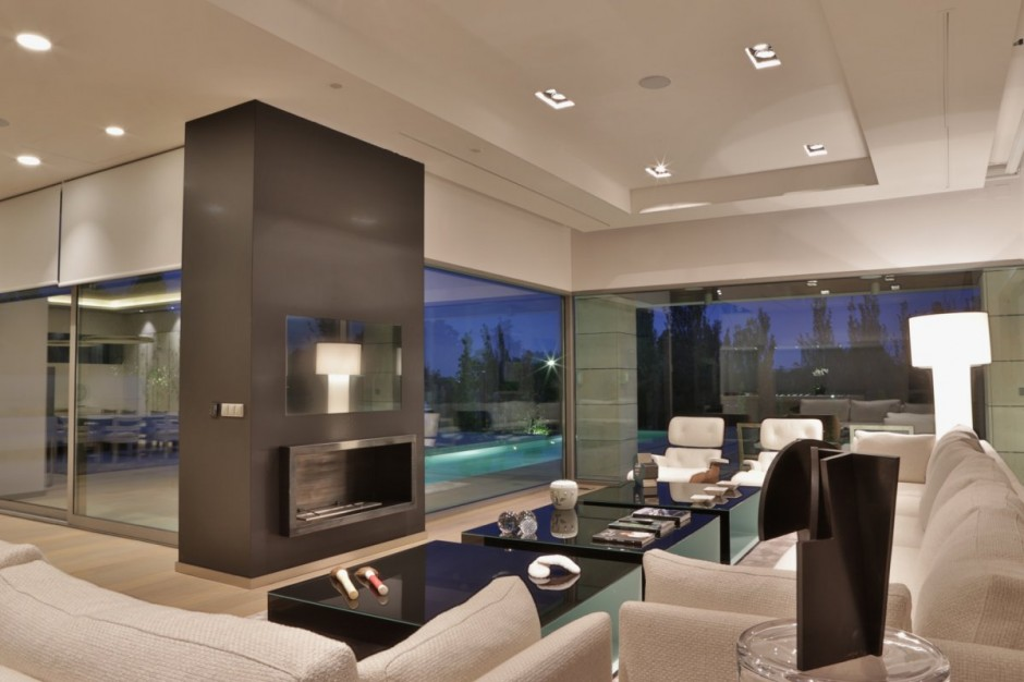 World of Architecture: Modern Mansion In Madrid by A-Cero ... on Interior:ybeqvfpgwcq= Modern House  id=14507