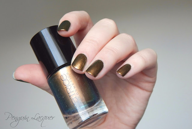 catrice ultimate nail lacquer 07 genius in the bottle mit flasche