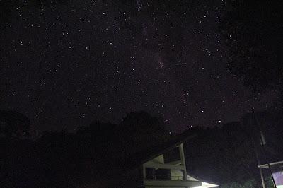 Menangkap Bintang di Tanjung Datu