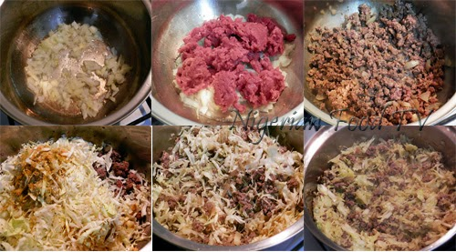 Corned beef and Cabbage Stew, Minced Meat and Cabbage Stew, Minced Meat Stew,Corned beef Stew