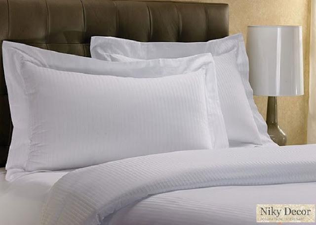 Oferta lenjerii de pat damasc satinat - Lenjerii de pat pentru hotel