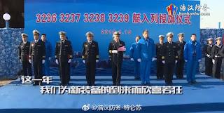 Entregados cuatro nuevos aerodeslizadores del tipo 726