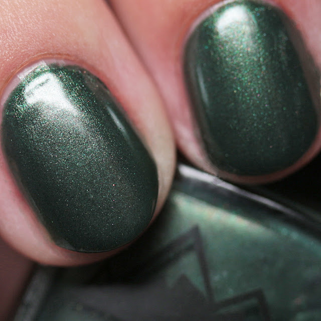 3 Oh! 7 Lacquer Hunter