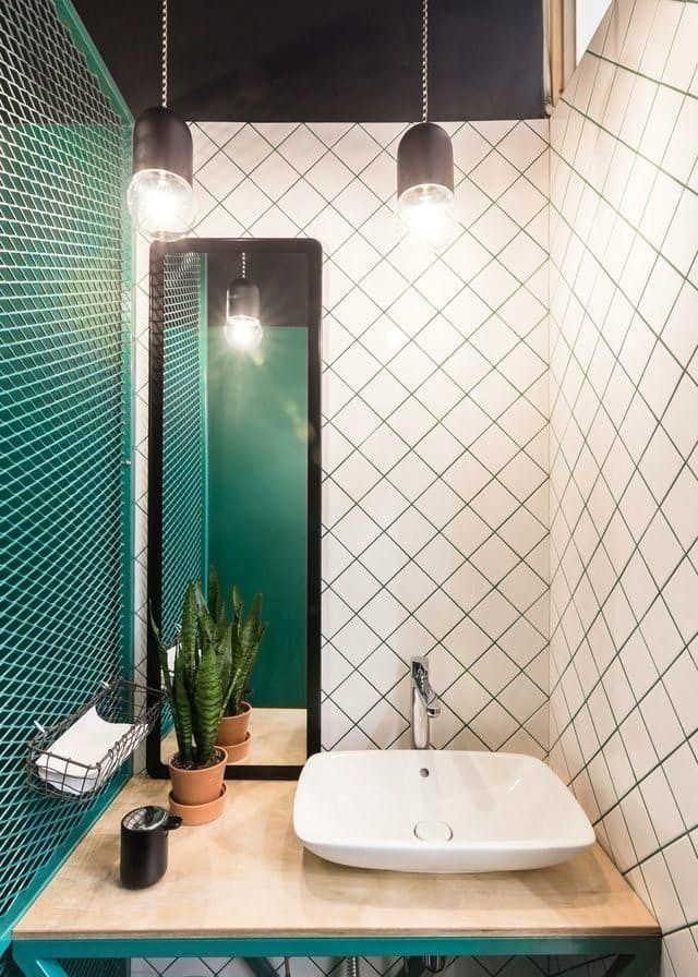 Tendencias revistimientos de baños ¡para estar al día!