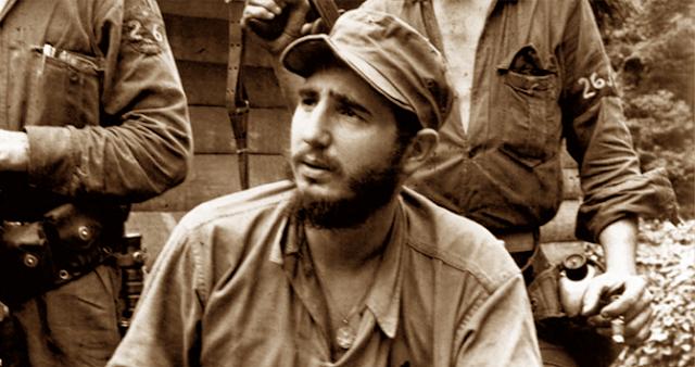 Fidel Castro, el líder de la revolución cubana, cumple 90 años.