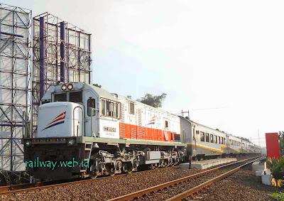 Jadwal Kereta Api Ciremai Ekspres Cirebon Bandung