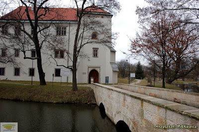 Wczesnorenesansowy Zamek Szydłowieckich i Radziwiłów w Szydłowcu