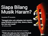 Halal dan Haramnya Musik
