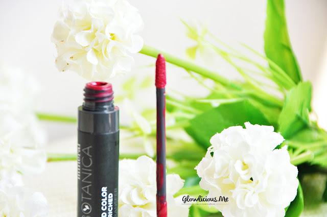 Mineral Botanica Soft Matte Lip Cream in Fantasy Fuschia No. 4