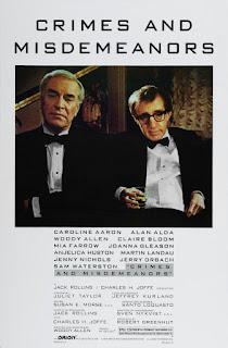 Crimes and Misdemeanors, Delitos y faltas, Woody Allen