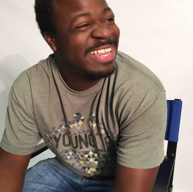 Former Foster Youth TYRAUGHN BARNETT Shares His Story...