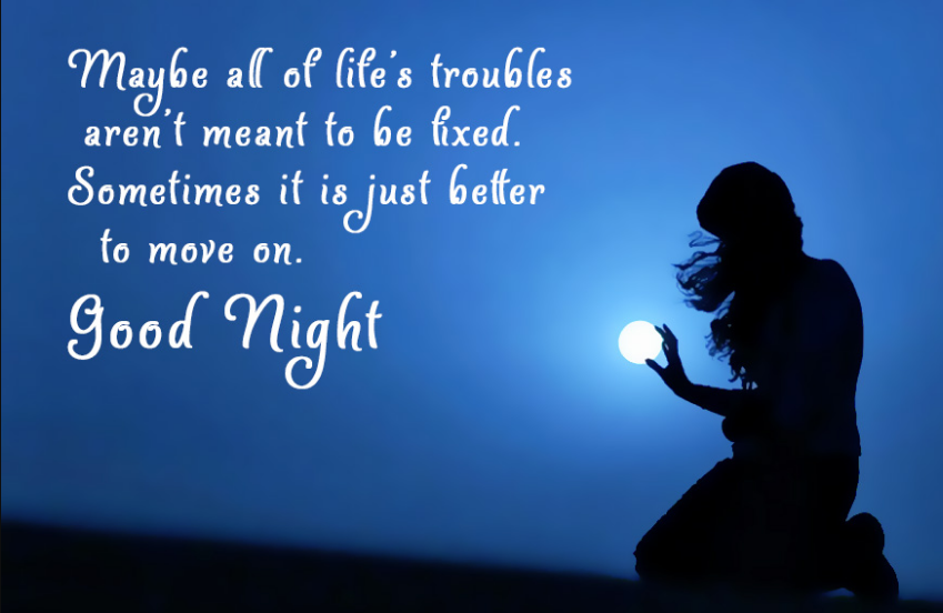 500 Good Night Quotes - Sacred Dreams - Positive words of ...