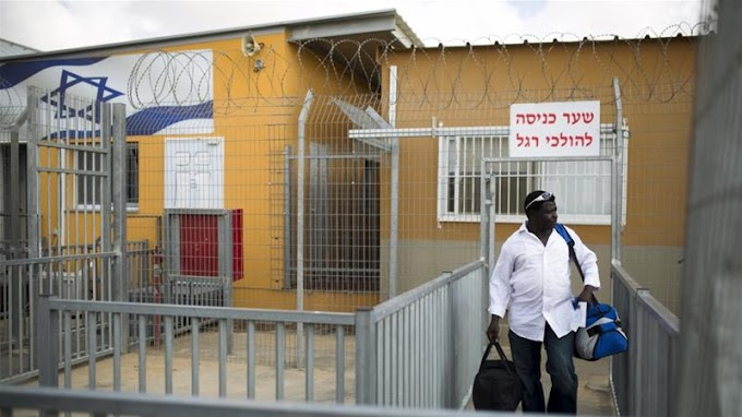 Israel issues deportation notices to African migrants