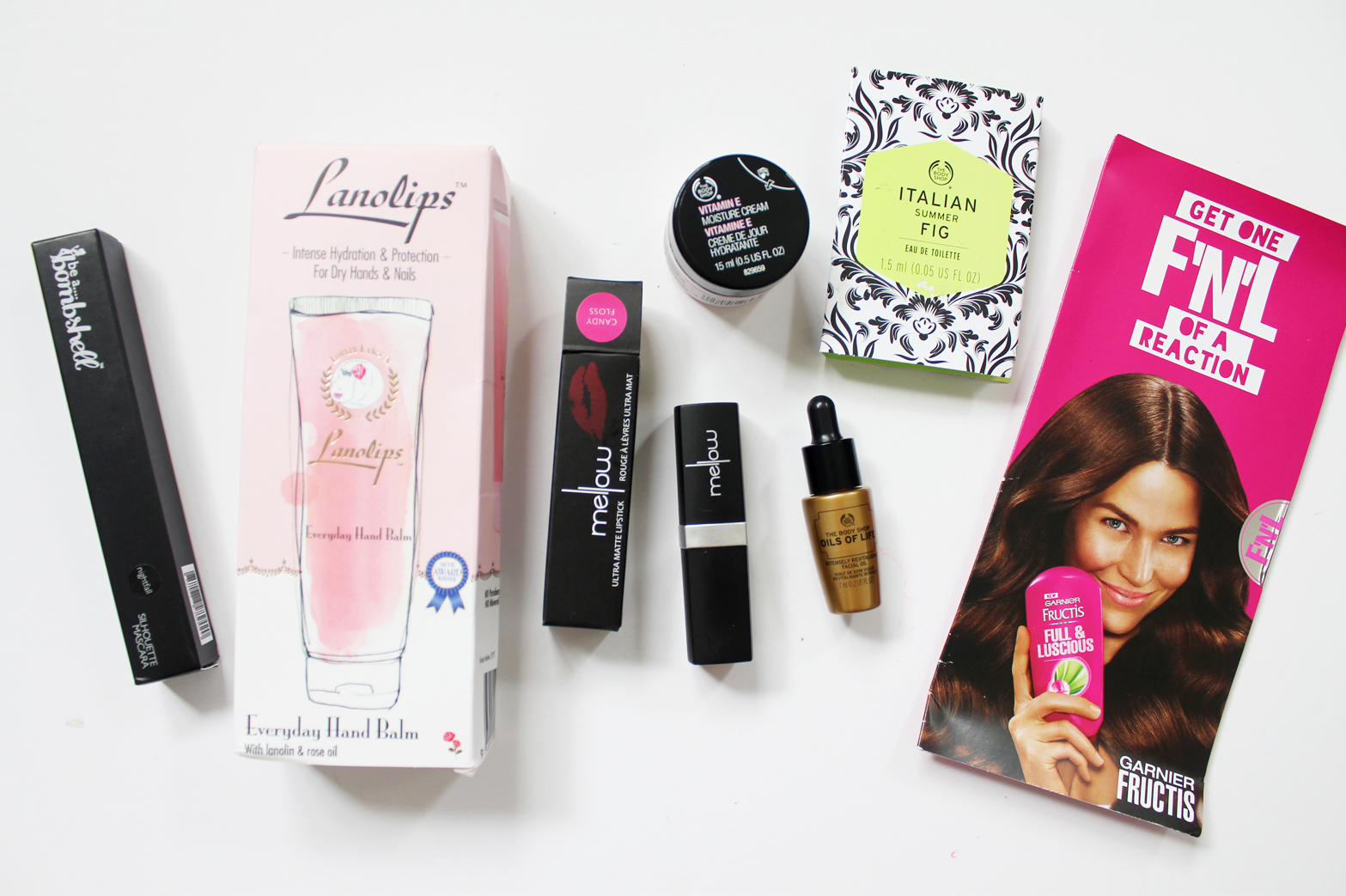LUST HAVE IT | Women's Beauty Box February '16 - Unboxing + Initial Thoughts - CassandraMyee