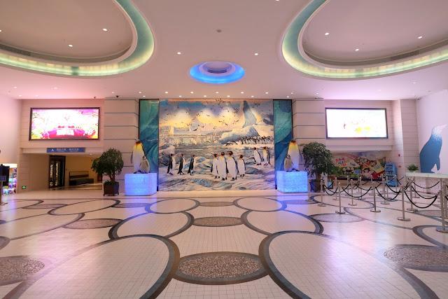珠海長隆企鵝酒店