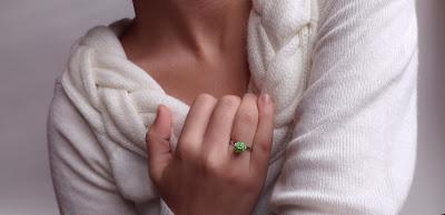 """""""Bomboana cu zahar"""", de culoare verde (mica)"""