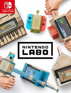Nintendo Labo Toy Con 01 Variety Kit [Nintendo Switch] Oyun İndir [Google Drive-Mega]