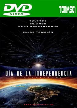 Día de la Independencia 2: Contraataque (2016) DVDRip