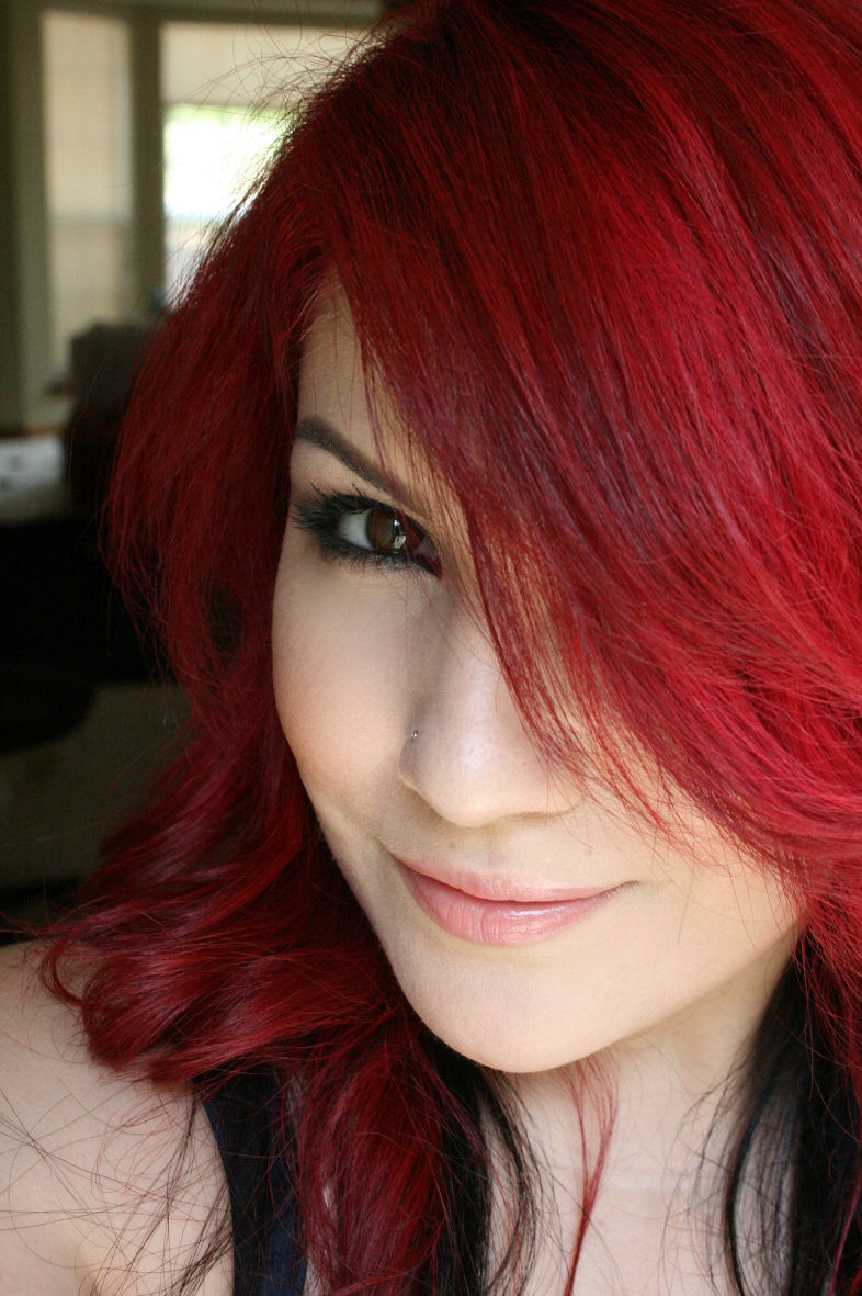 Make Up Artist Me Fashion Red Hair How To