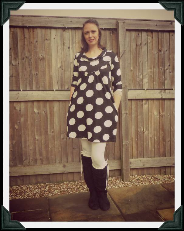 In The Polka Dots….