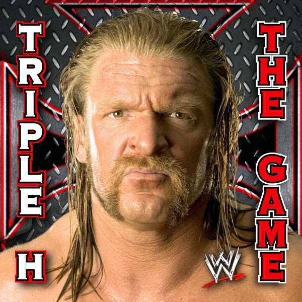 Jim Johnston - WWE: The Game (Triple H) [feat. Motörhead] - Single Cover