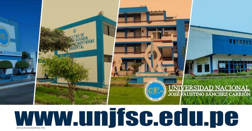 UNJFSC: Más de 3 mil postulantes buscan una vacante en la Universidad Nacional José Faustino Sánchez Carrión - Admisión UNJFSC 2017-2 - www.unjfsc.edu.pe