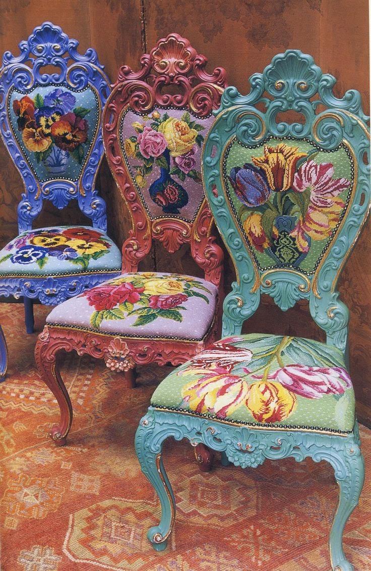 Gele, rode, witte stoelen? Help (keuzestress)!