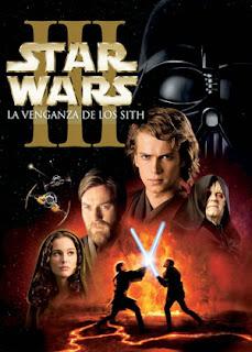 Resultado de imagen de star wars episodio 3