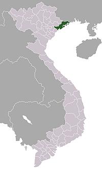 ベトナム・クアンニン省