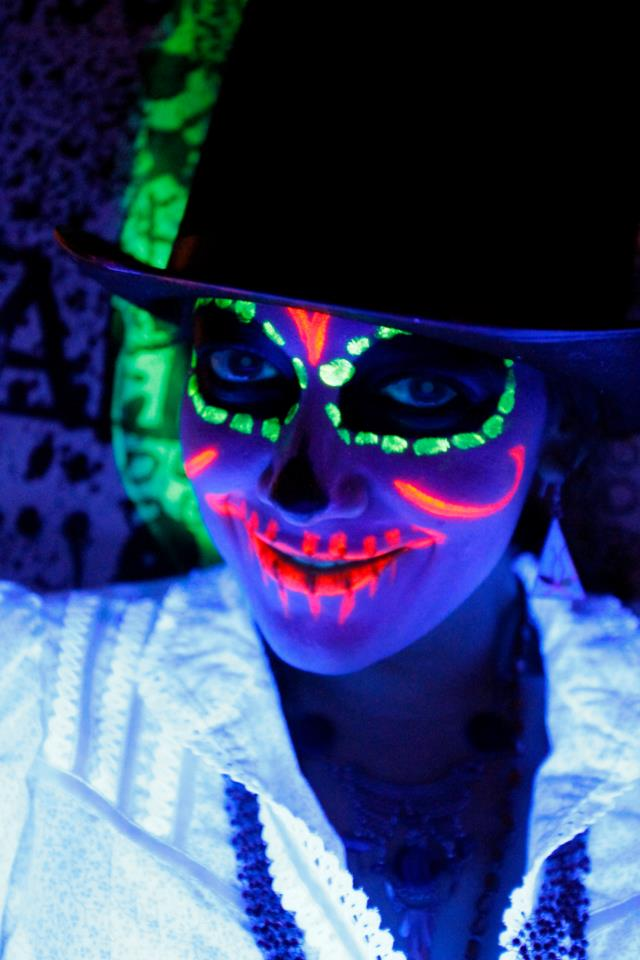 DREAMING OF PALM TREES: How to throw a Day of the Dead/Dia ...