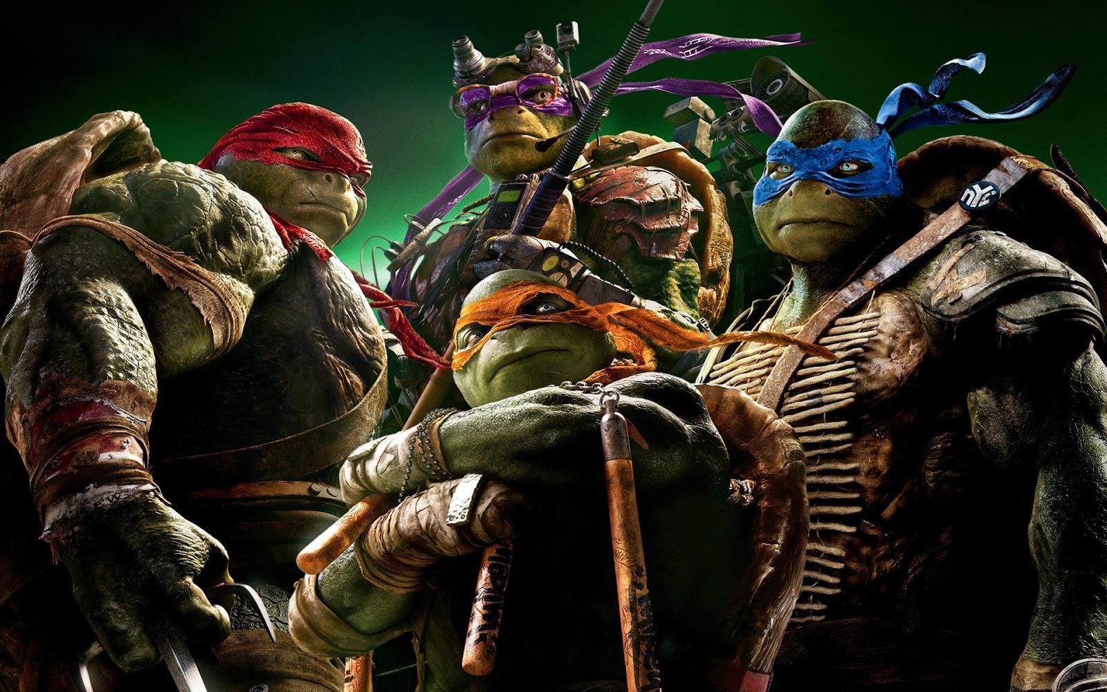 Nickalive Live Action Teenage Mutant Ninja Turtles Series Not