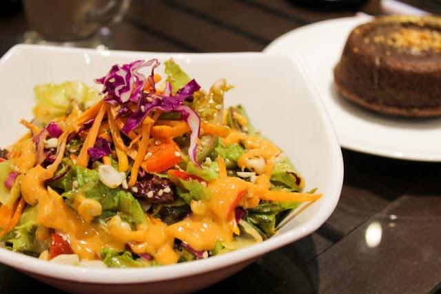 The Boston Cupcakery Vegetarian Vegan Healthy Nutrition Gourmet Salad