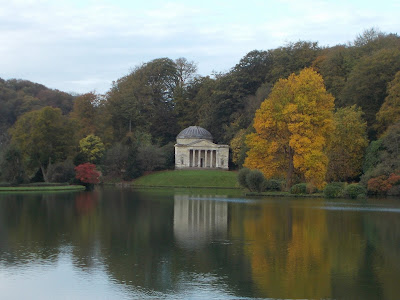 Stourhead Gardens to visit Autumn Green Fingered Blog