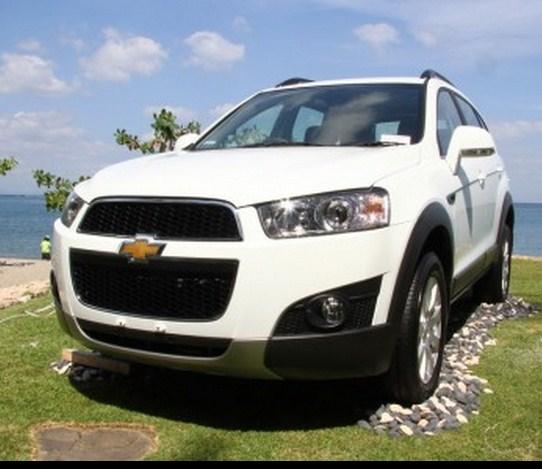 Used Chevrolet Captiva: 2016 Chevrolet Captiva Sport LTZ AWD Review